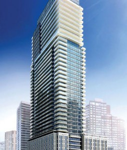 The Britt Condo at Bay and Wellesley